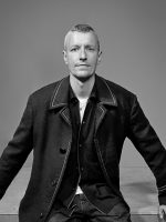 Lanvin's Lucas Ossendrijver speaks of space and the functionality of design with artist Oscar Tuazon.