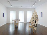 Yuta Nakajima and Madeline Warren on 'Passing Leap' at Hauser & Wirth