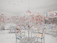 On View: Yayoi Kusama's Give Me Love at David Zwirner Gallery