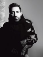 Mulberry's Johnny Coca reflects on the cost of fashion with film icon Nick Knight