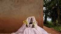 "Pieter Hugo on his photo ""Portrait #3, Rwanda, 2014"""