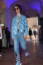 Paul Surridge goes wild for his first Cavalli men's collection