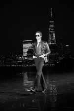 Paul Hameline casts a glittered lens towards New York City