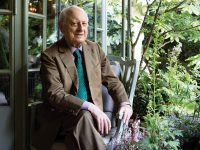 Robert Wilson remembers the time Pierre Bergé introduced him to French president François Mitterand