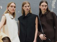Jil Sander's latest collection springs forth