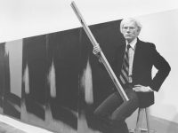 "New York sees Andy Warhol's ""Shadows"" for the first time since 1998"