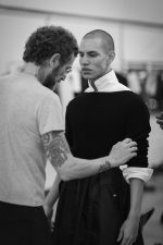 Stefano Pilati returns in fine androgynous form with Random Identities