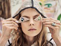 Model Jolie Alien discusses her first solo art exhibition