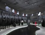 Designing a set fit for Dior