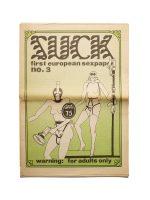 Revisiting Suck magazine's experiment in radical feminist pornography