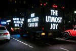 Jenny Holzer's powerful AIDS Day performance reminds us to keep fighting