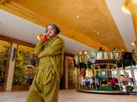 Raúl de Nieves creates a magical carousel with Bulgari and Art Production Fund
