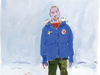Into the woods: Acne Studios' Jonny Johansson takes on the Swedish outdoor icon Fjällräven