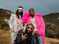 Flatbush Zombies are the hip-hop Santas of NYC