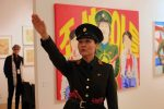 Mina Cheon is sending art lessons into North Korea, and sharing Choco Pie with the world