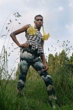 'Melodía del Río': Colombian fashion shot against otherworldly landscapes