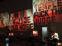 From Russia, with blood: Andrei Molodkin decries censorship in gory new exhibition