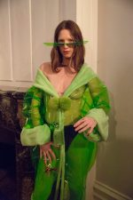 Puppets and Puppets: fantastical costumes for a downtown fashion crowd