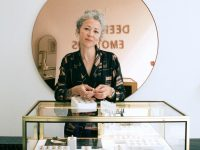 Anna Sheffield, the fashion set's new favorite jewelry designer