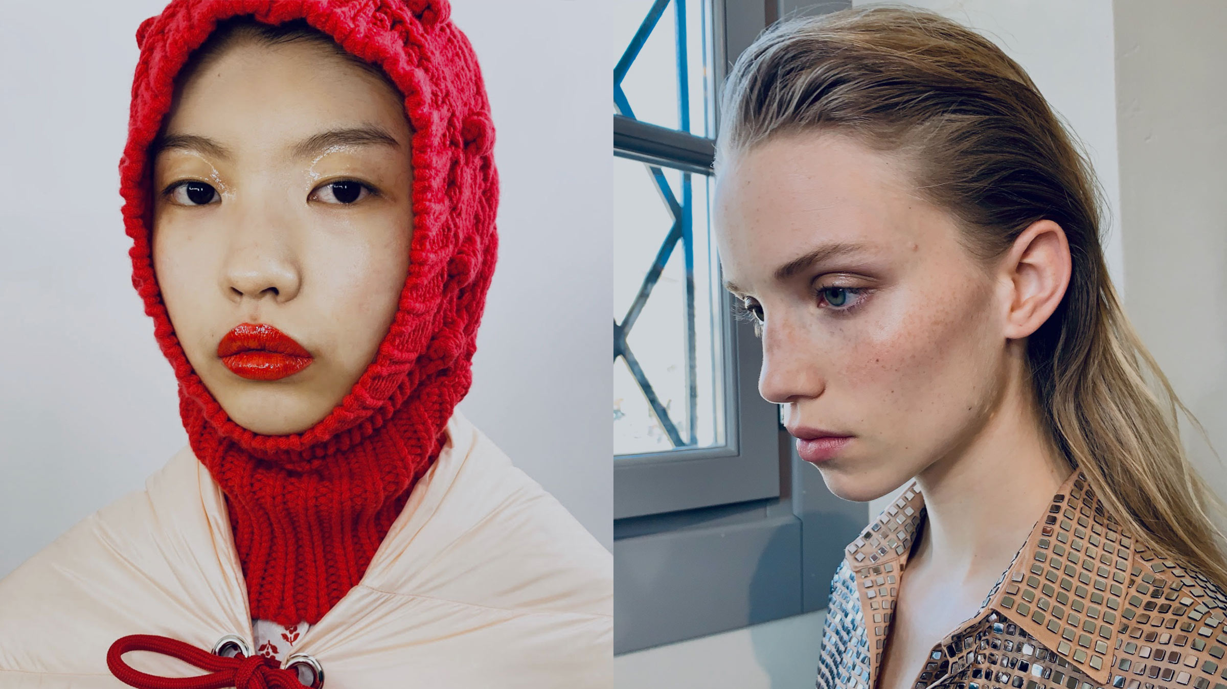 Lauren Parsons's 6 favorite beauty looks from the Fall 2019 shows