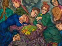 """3 exhibitions changing the narrative around the """"forgotten female artist"""""""