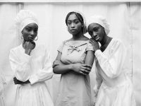 Sophie Green photographs the singular beauty of London's African 'white garment' churches