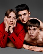 Kris Van Assche is luxury menswear's hopeful romantic