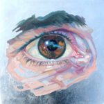 Sandro Kopp's all-seeing eyes express humanity's purest form