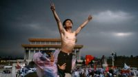 The ghosts of China's Tiananmen Square