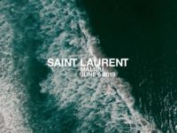 Watch as Saint Laurent takes to LA for its Men's Spring 2020 show