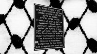 Occupation, appropriation, and the Palestinian scarf at the center of it all