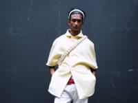 Stefan Cooke reimagines period costume as college attire