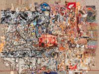 Artist Elliott Hundley embraces chaos by getting closer to it