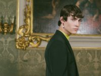 Givenchy's Clare Waight Keller fuses Beaudelaire with the Internet age at Pitti