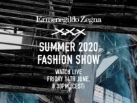 Watch the Ermenegildo Zegna XXX Summer 2020 show live from Milan
