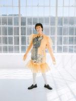 Vasilis Loizides, the designer putting a genderless spin on Greek Life
