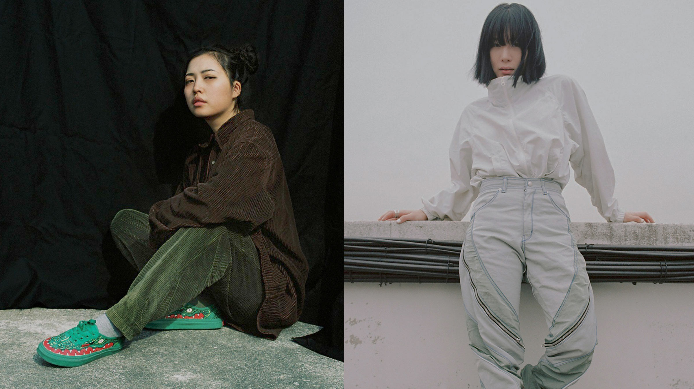 Vintage shopping and stage diving with the women of Seoul's underground scene