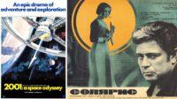 Soviet-era sci-fi gave Stanley Kubrick a run for his money