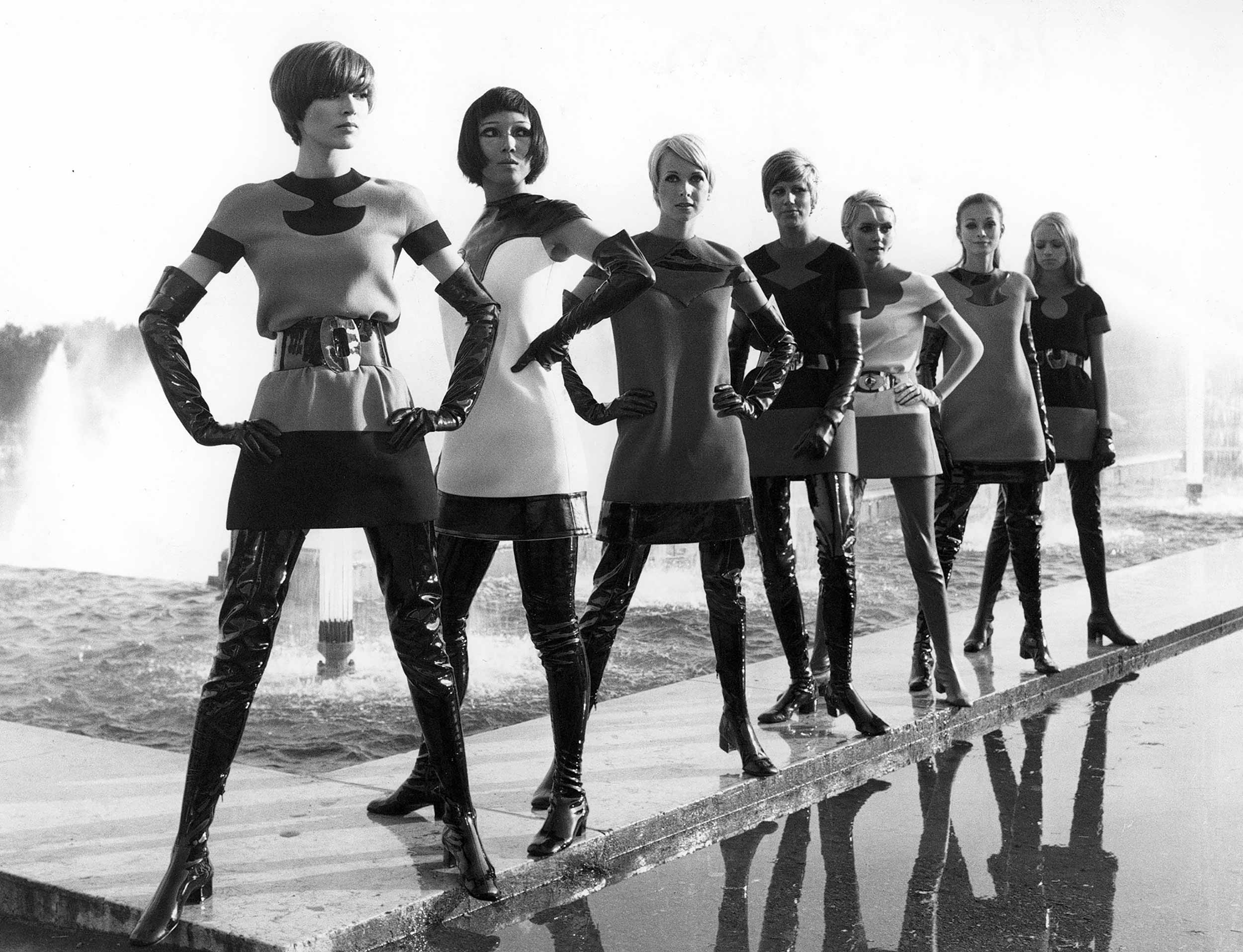 Pierre Cardin's intergalactic designs for worlds undiscovered