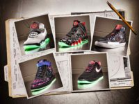5 extraterrestrial sneakers for storming Area 51 in style