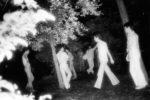 In Kohei Yoshiyuki's photographs of sex in public parks, we're all voyeurs