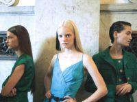 Sies Marjan brings effortless, jewel-toned elegance to the New York Hall of Records