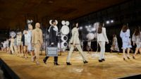 Burberry's British heritage gets a sexy, sophisticated Italian makeover
