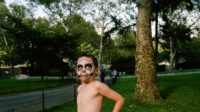 Daniel Arnold, New York's best-loved street photographer, takes us on a beautiful journey into his 'crazy brain'