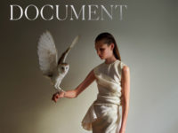 Document Journal Launches Its 15th Print Issue for Fall/Winter 2019