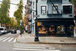 Maison Kitsuné brings Parisian luxury and Japanese minimalism to their first NYC café