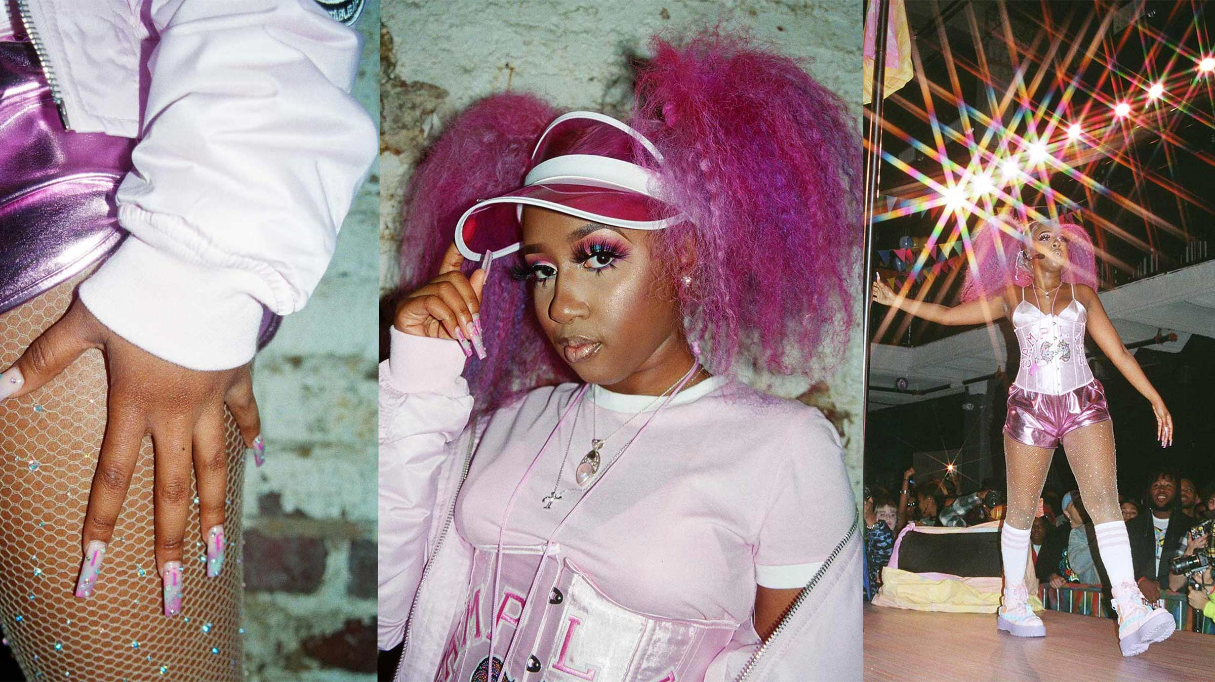 Yung Baby Tate gathered hip hop's young female vanguard for this year's most inclusive, glamorous, and rowdy show