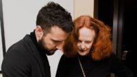 Grace Coddington, Marlon James, and Mario Sorrenti ring in the holiday season with Document and Public