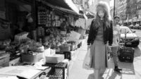 A retro stroll through Lower Manhattan, by Grace Coddington and Inez & Vinoodh
