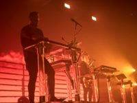 RÜFÜS DU SOL's Jon George takes Document inside their double Grammy nomination